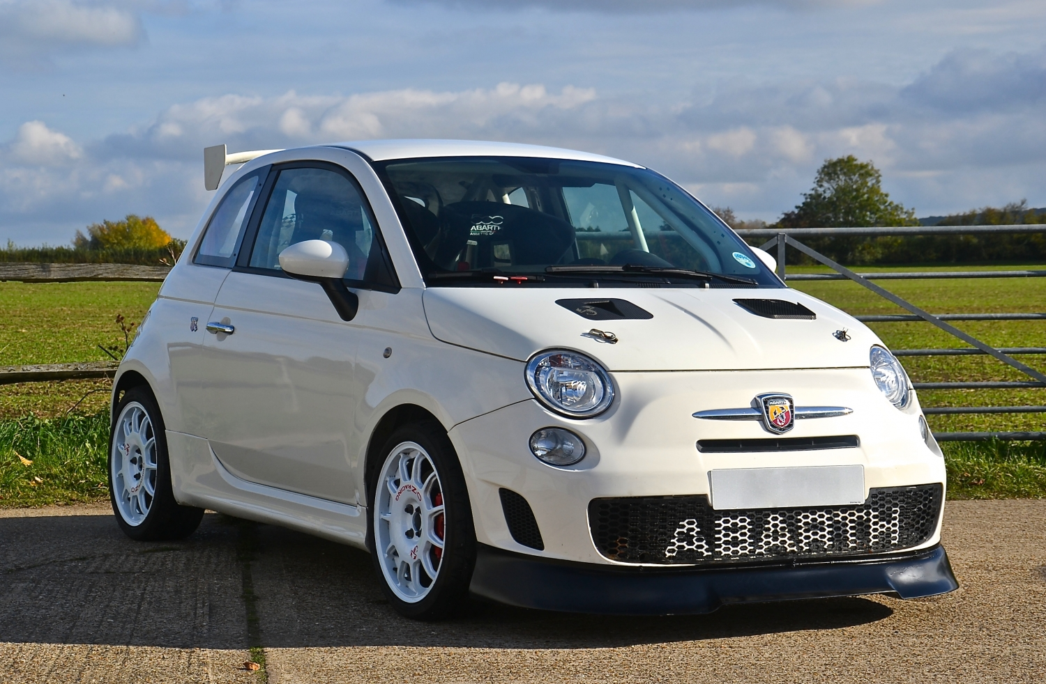 Abarth 500 Assetto Corsa Sold Southwood Car Company