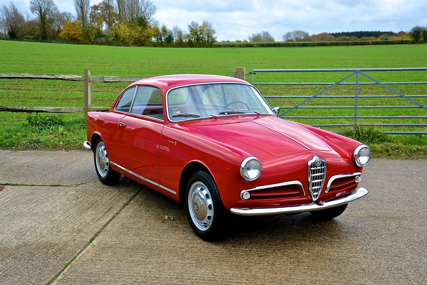 alfa romeo giulietta sprint series 1 for sale southwood car company. Black Bedroom Furniture Sets. Home Design Ideas