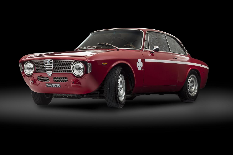 Alfa Romeo Giulia Gta 1300 Junior Sold Southwood Car Company Magnesium Wheels Main Photograph For