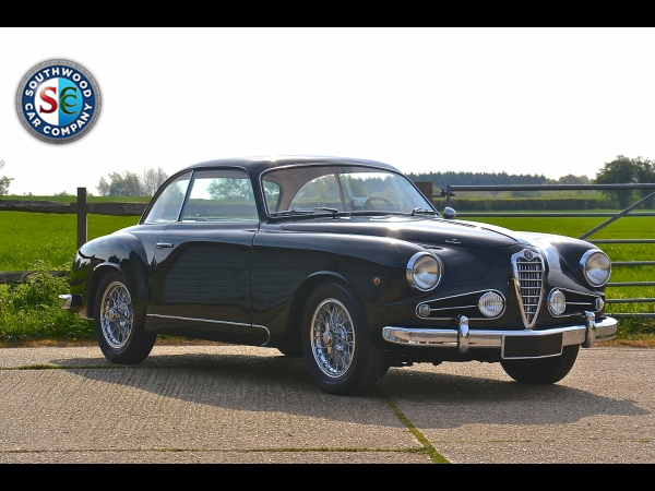 Alfa Romeo 1900 Css By Touring Sold Southwood Car Company
