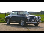 Alfa Romeo 1900 CSS by Touring Photograph