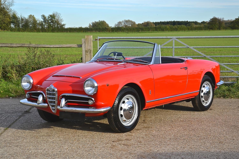 Alfa Romeo Giulia Spider Sold Southwood Car Company