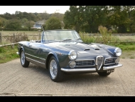 Alfa Romeo 2000 Spider by Touring Photograph